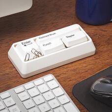 鍵盤造型文具四件組