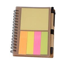 便利貼筆記本+筆
