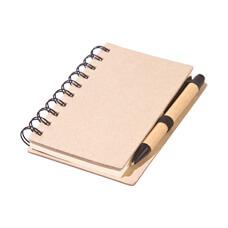 環保筆記本+筆