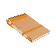 環保筆記簿+筆
