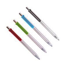 銀管原子筆