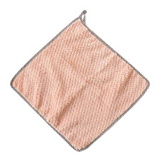 方形珊瑚絨擦拭布