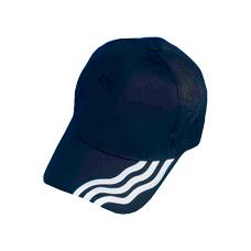 棉後片網布帽