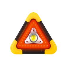三角形雙光源照明警示燈