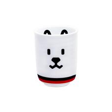 狗狗螺紋杯 2入組