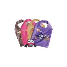 貓頭鷹造型環保袋
