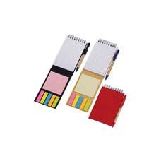 摺疊精裝便條筆記本