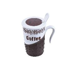 悠活斜身咖啡杯