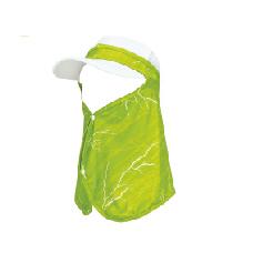 抗UV可收納防曬頭巾